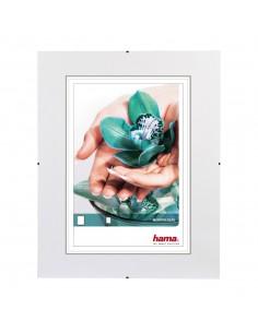 Hama Clip-Fix Transparent Enbildsram Hama 63030 - 1