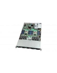 Intel VRN2208WAF8 server barebone Intel® C612 LGA 2011-v3 Rack (2U) Black, Silver Intel VRN2208WAF8 - 1