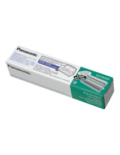 Panasonic KX-FA55X förbrukningsvara till telefax Faxband 280 sidor Svart 2 styck Panasonic KX-FA55X - 1