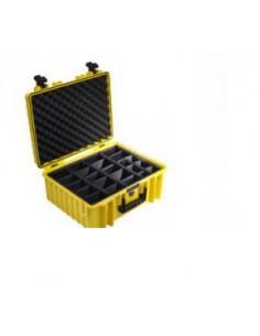 B&W Type 6000 Salkku/klassinen laukku Keltainen B&w International 6000/Y/SI - 1