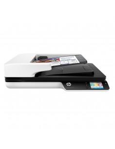 HP Scanjet Pro 4500 fn1 Flatbädds- och ADF-scanner 1200 x DPI A4 Grå Hp L2749A#B19 - 1