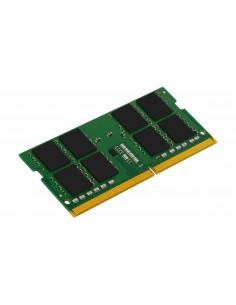Kingston Technology ValueRAM KVR29S21S8/16 muistimoduuli 16 GB 1 x DDR4 2933 MHz Kingston KVR29S21S8/16BK - 1