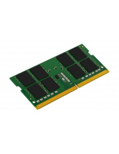 Kingston Technology ValueRAM KVR32S22S8/16 muistimoduuli 16 GB 1 x DDR4 3200 MHz Kingston KVR32S22S8/16BK - 1