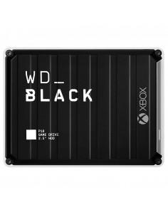 Western Digital P10 externa hårddiskar 4000 GB Svart Western Digital WDBA5G0040BBK-WESN - 1