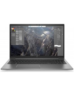 "HP ZBook Firefly 15 G7 Mobiilityöasema 39.6 cm (15.6"") 1920 x 1080 pikseliä 10. sukupolven Intel® Core™ i7 16 GB DDR4-SDRAM 512"