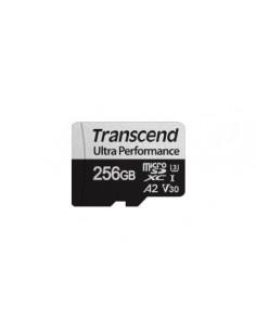 Transcend Microsdxc 340s 256gb Class 10 Uhs-i U3 A2 Transcend TS256GUSD340S - 1