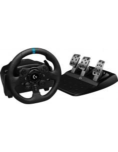 Logitech G923 Racing Wheel & Pedals Ps4-pc Plugg Logitech 941-000150 - 1