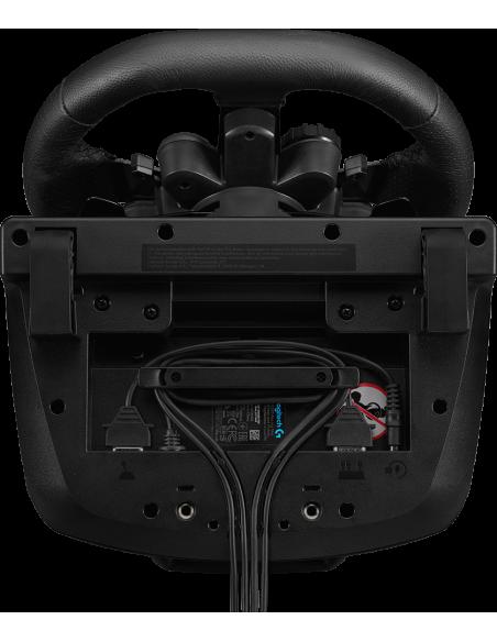 Logitech G923 Racing Wheel & Pedals Ps4-pc Plugg Logitech 941-000150 - 6