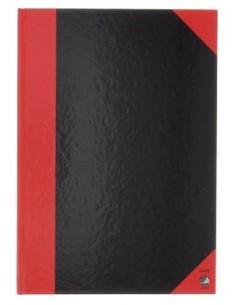 Bantex 100302757 muistikirja A4 96 arkkia Musta, Punainen Bantex 100302757 - 1