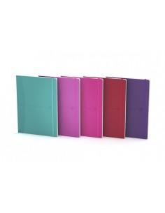Oxford 400112227 muistikirja B5 Vaaleanpunainen, Violetti, Fuksianpunainen, Punainen Oxford 400112227 - 1