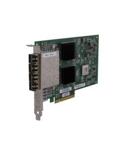 Hewlett Packard Enterprise StoreFabric 84Q Intern Fiber 8000 Mbit/s Hp P9D91A - 1
