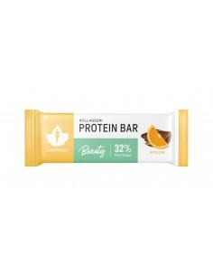 Kollageeni Protein Bar - Appelsiini 30 g proteiinipatukka Puhdistamo KPA30 - 1