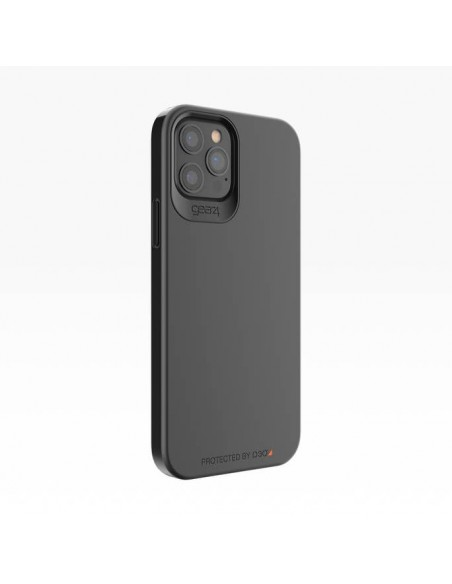 "GEAR4 Holborn Slim mobile phone case 13.7 cm (5.4"") Cover Black Zagg 702006037 - 2"