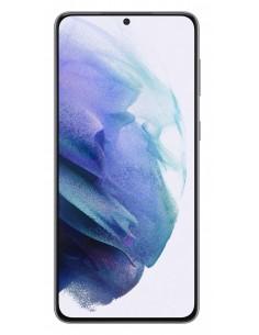 "Samsung Galaxy S21+ 5G SM-G996B 17 cm (6.7"") Dubbla SIM-kort Android 11 USB Type-C 8 GB 256 4800 mAh Silver Samsung SM-G996BZSGE"