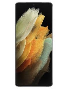 "Samsung Galaxy S21 Ultra 5G SM-G998 17.3 cm (6.8"") Dual SIM Android 11 USB Type-C 12 GB 256 5000 mAh Silver Samsung SM-G998BZSGE"