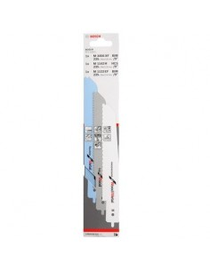 Bosch 2 608 656 934 kuviosahan, lehtisahan & puukkosahan terä Bosch 2608656934 - 1