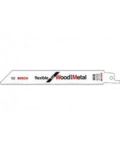 Bosch 2 608 657 558 sågblad till sticksåg, dekupörsåg och tigersåg Bosch 2608657558 - 1