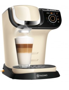 Bosch TAS6507 coffee maker Fully-auto Pod machine 1.3 L Bosch TAS6507 - 1