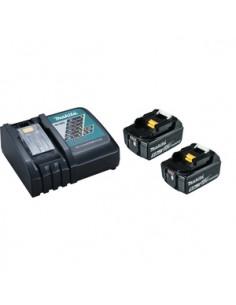 Makita 197624-2 batteri och laddare för motordrivet verktyg Makita 197624-2 - 1