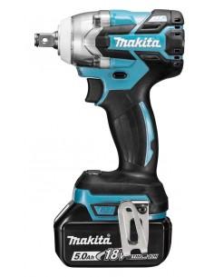 "Makita DTW285RTJ mutterdragare 1/2"" 1800 RPM 280 nm Svart, Blå 18 V Makita DTW285RTJ - 1"