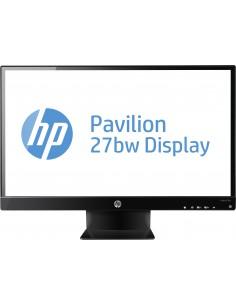 "HP 27wm 68.6 cm (27"") 1920 x 1080 pixlar Full HD LCD Svart Hp V9D84AA#ABB - 1"