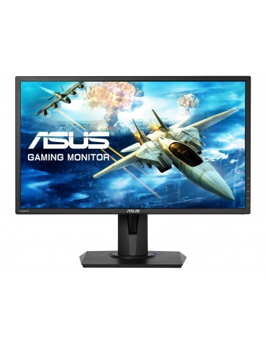 "ASUS VG245H 61 cm (24"") 1920 x 1080 pikseliä Full HD LED Musta Asus VG245H - 1"