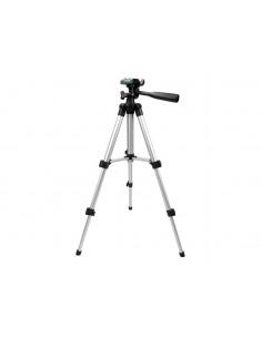 Sandberg Universal Tripod 26-60 cm stativ Digital/film kameror 3 ben Svart, Silver Sandberg 134-26 - 1