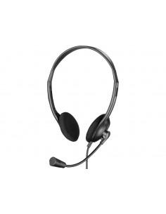 Sandberg 825-30 hörlur och headset Hörlurar Huvudband 3.5 mm kontakt Svart Sandberg 825-30 - 1