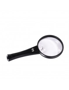 Hama Basic 90 LED magnifier 4x Black Hama 00005445 - 1