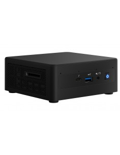 Intel NUC 11 Performance UCFF Musta i5-1135G7 Intel RNUC11PAHI50002 - 1