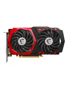 MSI GeForce GTX 1050 Ti Gaming X 4G Msi V335-001R - 1