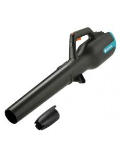 Gardena PowerJet 18V P4A cordless leaf blower Black, Blue, Orange Lithium-Ion (Li-Ion) Gardena 14890-55 - 1