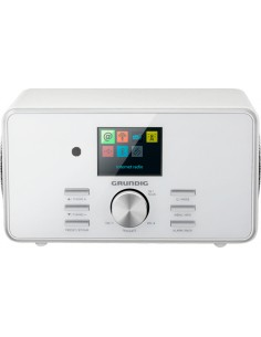 Grundig DTR 5000 X Kannettava Analoginen & digitaalinen Valkoinen Grundig GIR1110 - 1