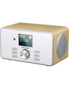 Grundig DTR 5000 X Kannettava Analoginen & digitaalinen Tammi, Valkoinen Grundig GIR1130 - 1