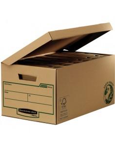Fellowes 4472205 Förvaringslåda Rektangulär papper Svart, Brun Fellowes 4472205 - 1