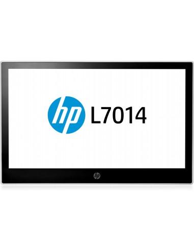 HP L7014 Musta, Hopea Hq T6N31AA#ABB - 1