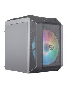 Cooler Master MasterCase H100 ARGB Mini Tower Musta, Harmaa Cooler Master MCM-H100-KANN-S01 - 1