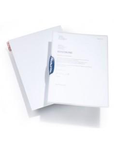 Durable Bewerbungs-Set Sininen A4 Durable 228607 - 1