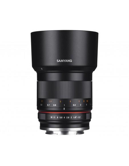 Samyang 50mm F1.2 AS UMC CS MILC Vakio-objektiivi Musta Samyang 21933 - 3