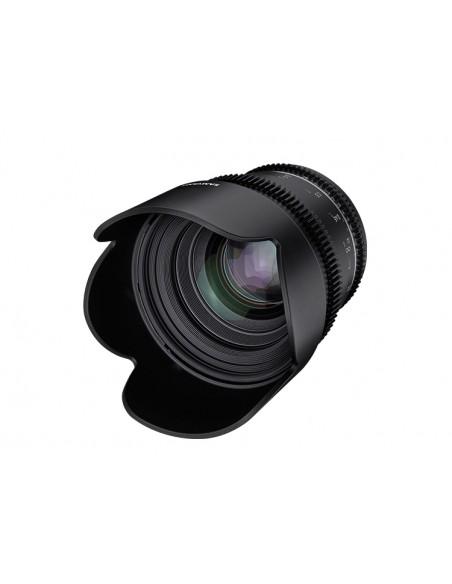 Samyang VDSLR 50mm T1.5 MK2 MILC Elokuvaobjektiivi Musta Samyang 23013 - 1