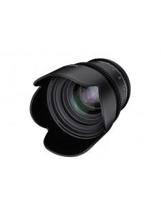 Samyang VDSLR 50mm T1.5 MK2 MILC Elokuvaobjektiivi Musta Samyang 23015 - 1