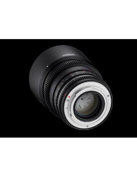 Samyang VDSLR 85mm T1.5 MK2 MILC Elokuvaobjektiivi Musta Samyang 23023 - 2
