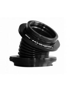 Lensbaby Velvet 28 Silver Canon Ef Lensbaby LBV28SEC - 1