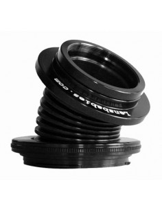 Lensbaby f2.0, SLR Musta Lensbaby LBV85SEF - 1