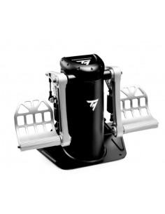 Thrustmaster TPR Rudder Lentosimulaattori PC Analoginen USB Musta, Hopea Thrustmaster 2960809 - 1