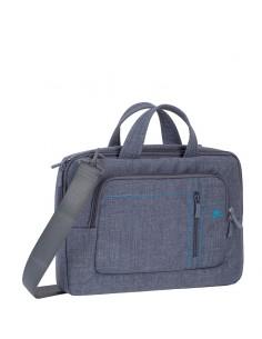 """Rivacase 7520 laukku kannettavalle tietokoneelle 33.8 cm (13.3"""") Suojakotelo Harmaa Rivacase 7520 Grey - 1"""