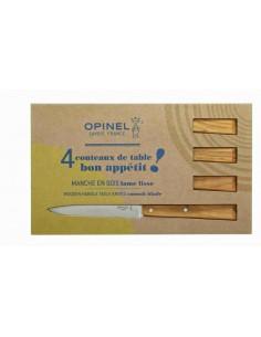 Opinel N°125 Camper/scout Puu Opinel 001515 - 1