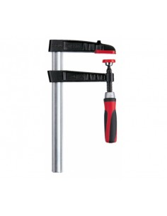 BESSEY TG25-2K puristin Liimapuristin (bar) 25 cm Alumiini, Musta, Punainen Bessey TG25-2K - 1