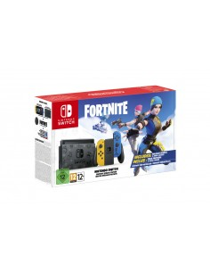 "Nintendo Switch Fortnite Special Edition kannettava pelikonsoli 15.8 cm (6.2"") 32 GB Wi-Fi Monivärinen Nintendo 10005099 - 1"