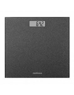 Medisana PS 500 Suorakulmio Musta Sähkökäyttöinen henkilövaaka Medisana 40491 - 1